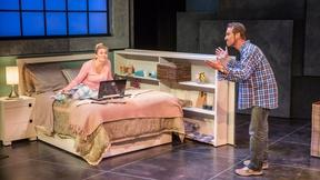 Image of Get a Closer Look at the Play OnStage in America: Honky