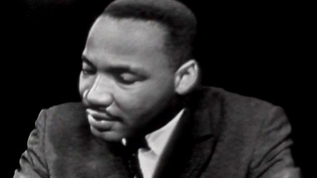 1957 MLK Interview on The Open Mind