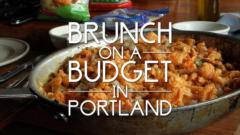 Brunch on a Budget in Portland