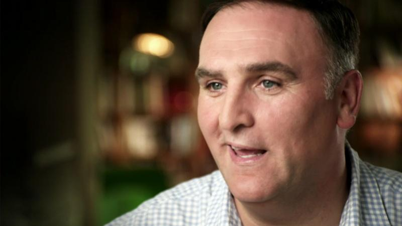 Chef Jose Andres Was Inspired by Julia Child