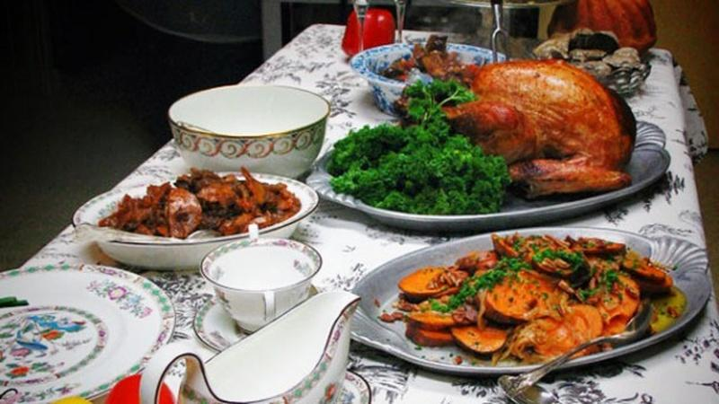 Cook Colonial Thanksgiving Recipes to Celebrate American His