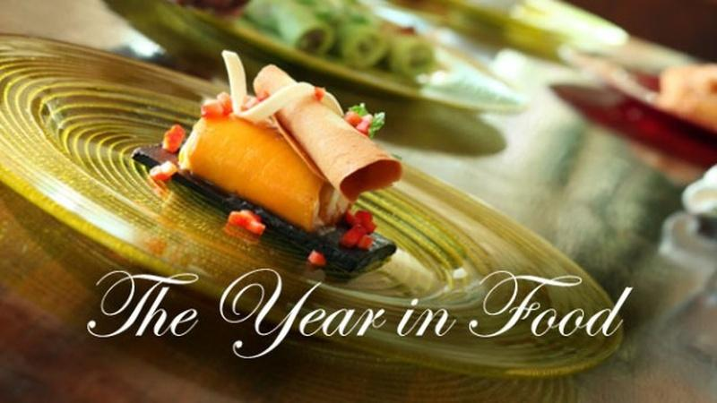 2012: The Year in Food