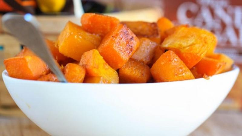 Please Holiday Guests with Roasted Butternut Squash
