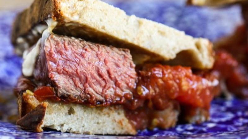 Keep it Simple with a Steak Sandwich