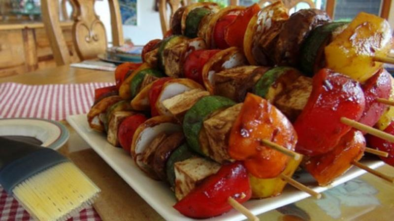 Host a Vegetarian Barbecue!