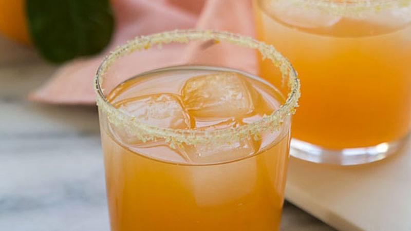 Drink Satsuma Orange Margaritas Tonight