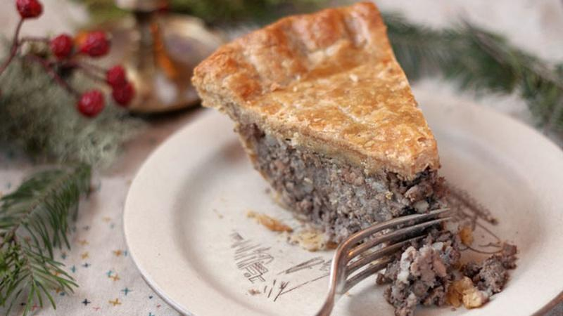 Bake a Classic French Canadian Tourtière