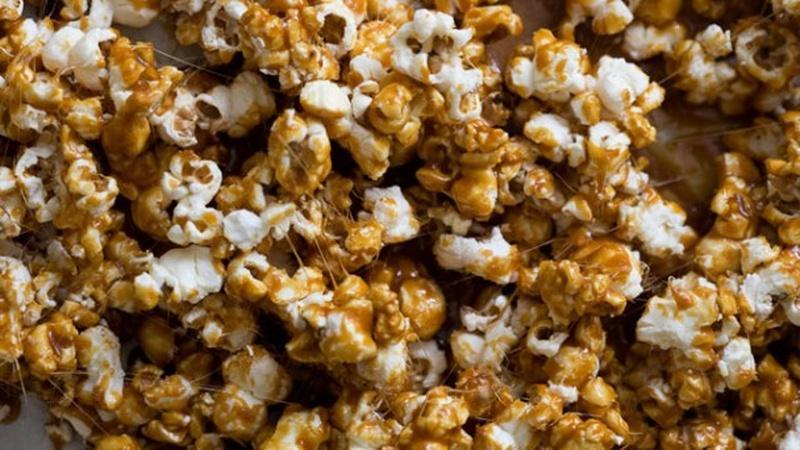 What's the Perfect Movie Companion? Popcorn!