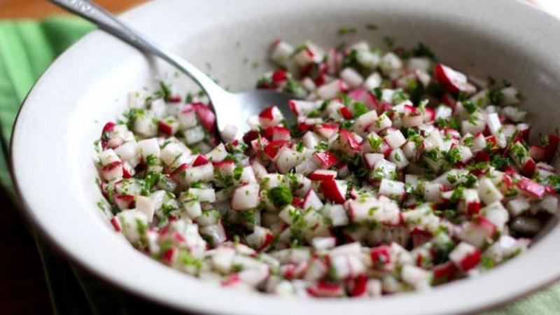 Make a Spring Radish Salad