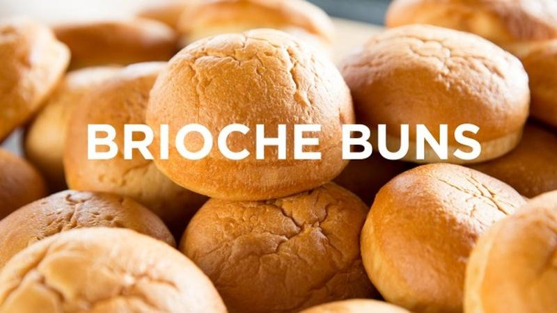 Make Your Own Brioche Burger Buns