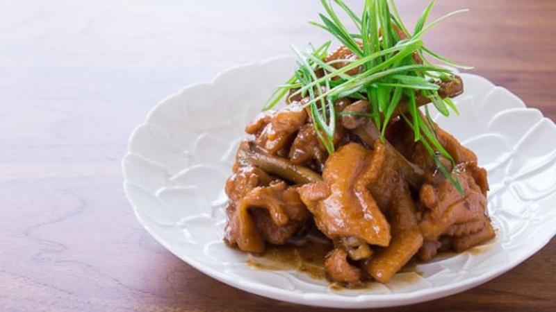 Potluck Winner: Sweet Miso Chicken Wings