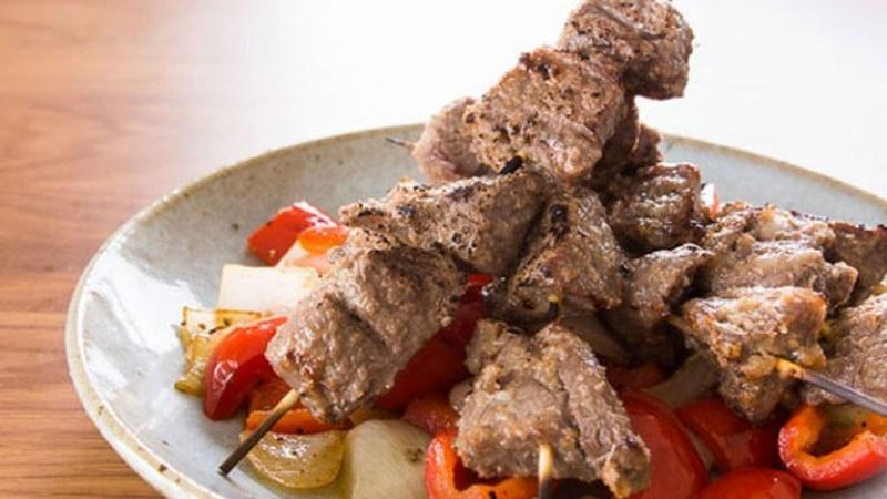 Mix Up Your Marinade With Grilled Lemongrass Beef
