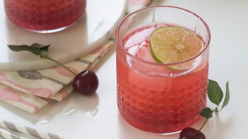 Add Sour Cherry Flavor to Your Gin and Tonic