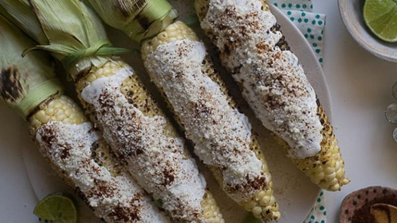 Try Mexican Corn on the Cob Known as Elote