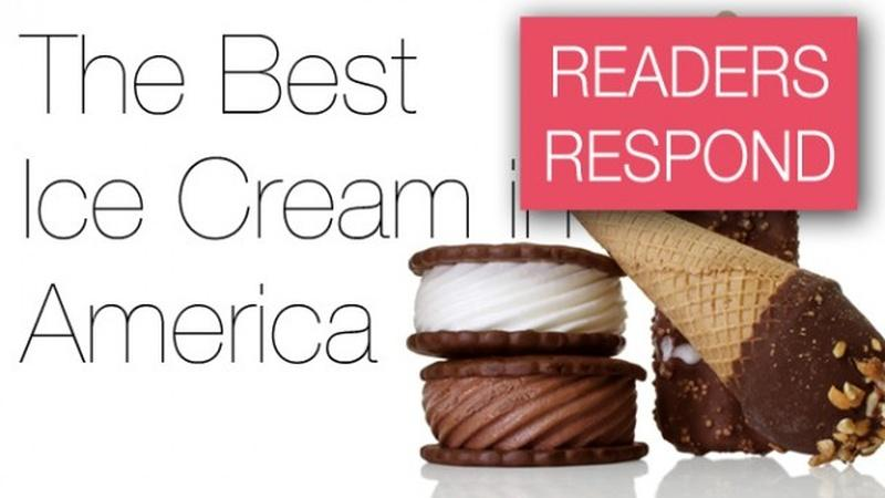 Where Are the Best Ice Cream Shops in America?