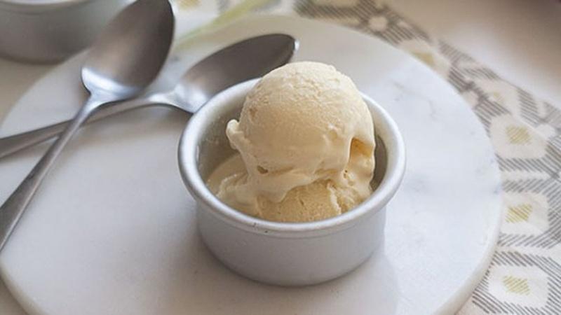 Infuse Summer Into Sweet Corn Ice Cream