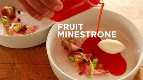 Image of How to Make Fruit Minestrone
