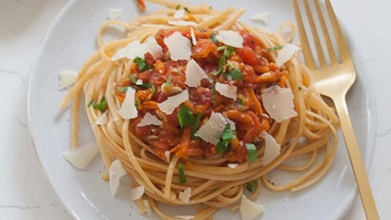 Make a Meat-Free Bolognese Sauce