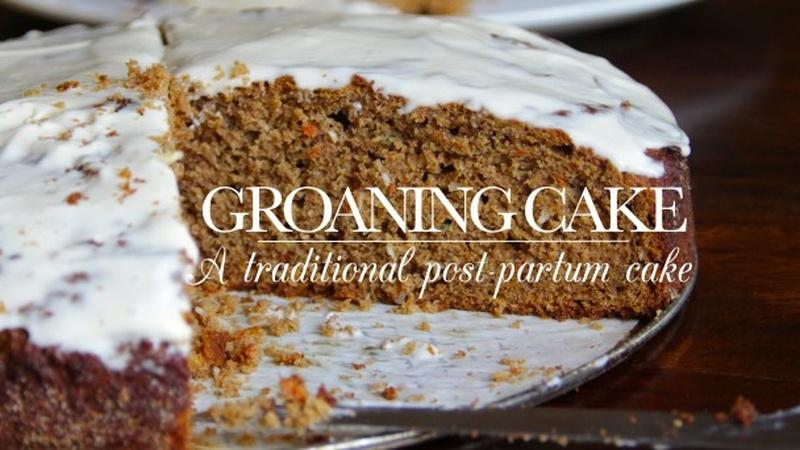 Help New Moms Regain Strength with Cake