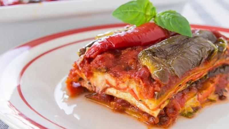 Maximize Flavor in Vegetable Lasagna
