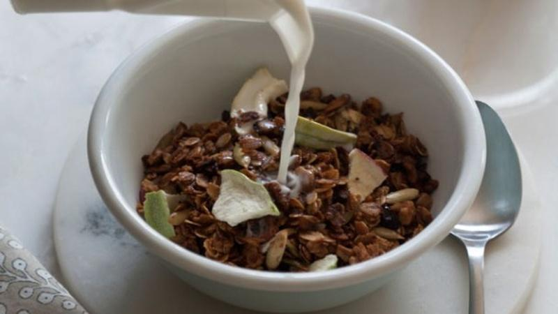 Have a Bowl of Fall Granola