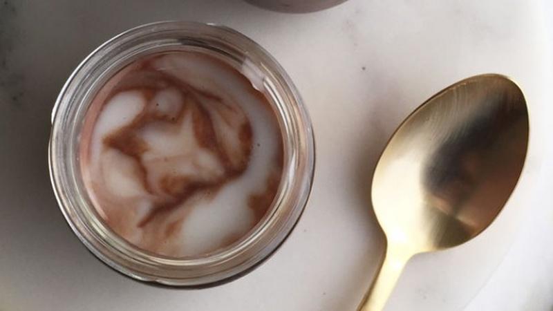 Make Coconut Chocolate Pudding for Dessert