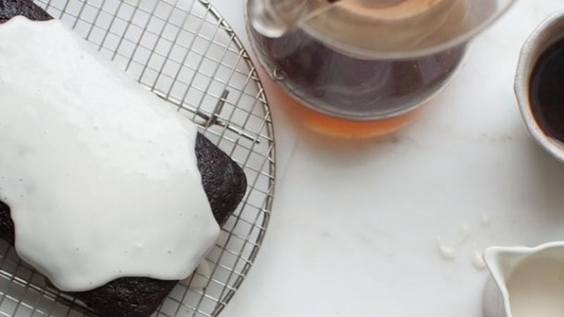 Bake Chocolate Stout Loaf Cake