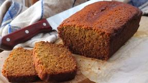 Image of Bake Honey Fennel Gingerbread Loaf