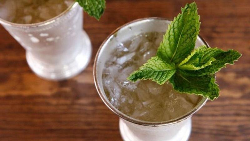 Why We Drink Mint Juleps at the Kentucky Derby