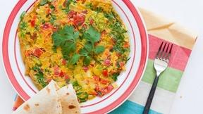 Image of Fry Up a Flavorful Masala Omelette