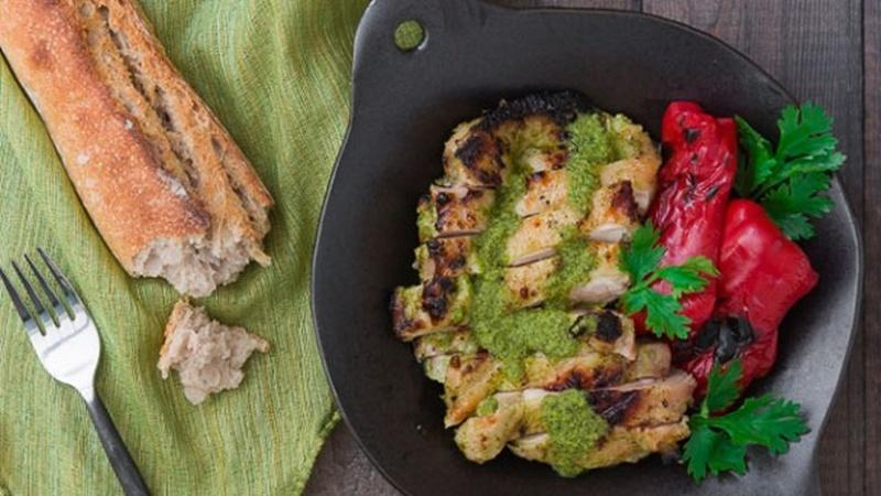Grill Mojo Verde Chicken for a Refreshing Summer Meal