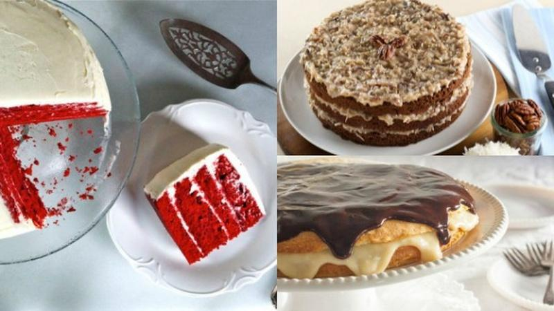 Explore American Cakes Throughout History