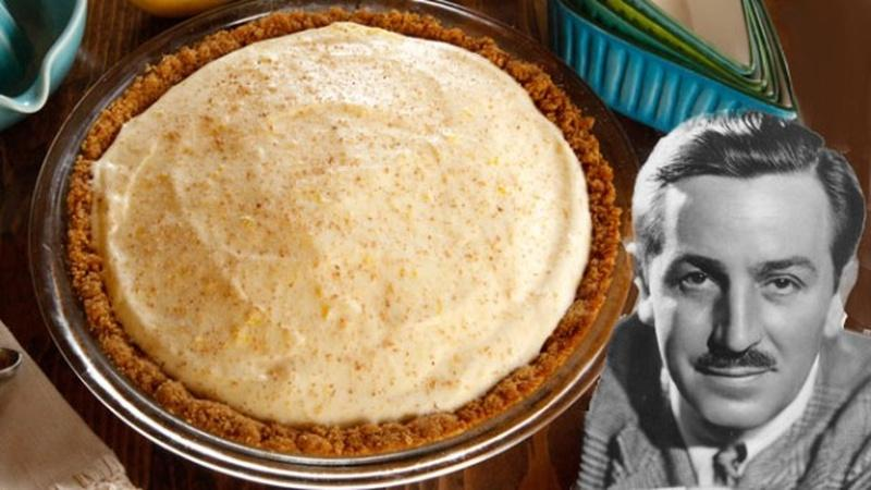 Get Walt Disney's Family Recipe for Lemon Pie