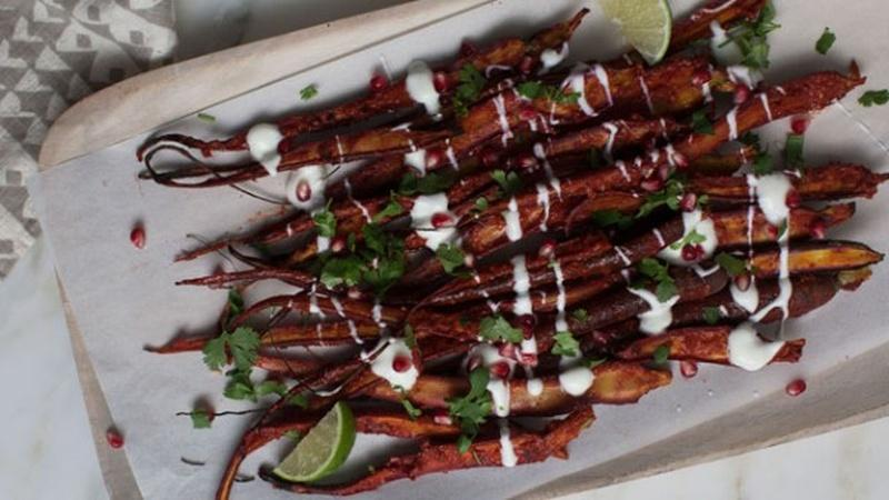 Make Carrots al Pastor for a New Combination