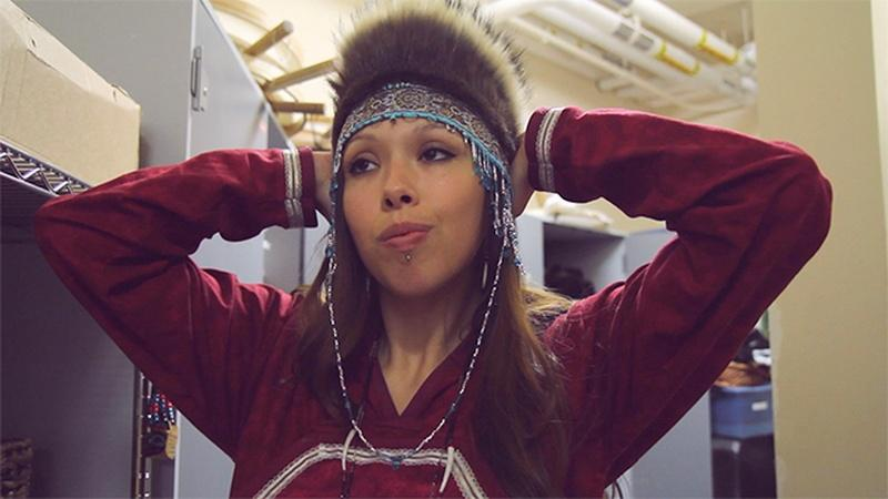 2015 Festival | I Am An Alaska Native Dancer