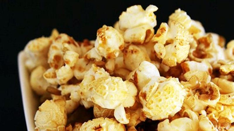 Make Crunchy Kettle Corn