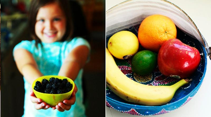 What Are Your Kids' Favorite Healthy Snacks?