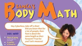 Image of Cyberchase: Bianca's Body Math