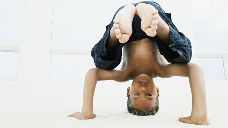 Let's Practice Yoga