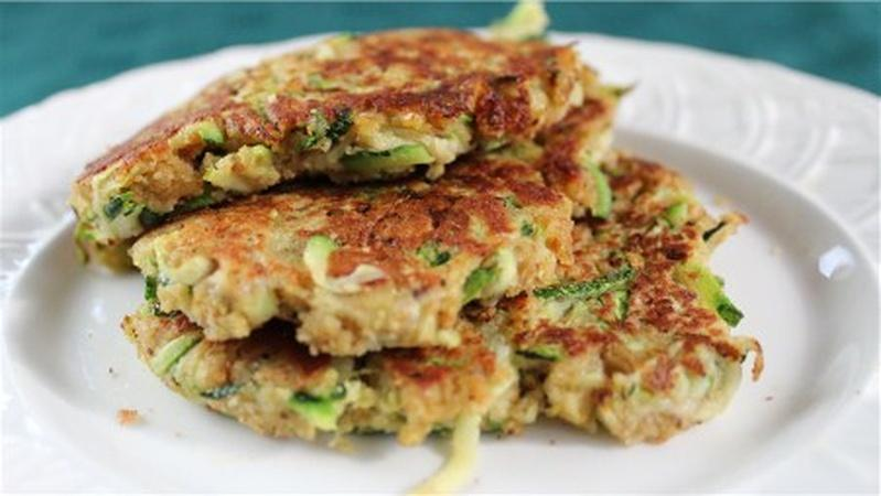 Fuss-Free Fritters