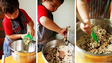 """C"" is for Cooking: Encourage Reading Skills in the Kitchen"