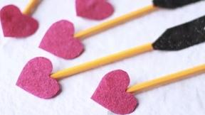 Image of Valentine's Day Crafts for Kids