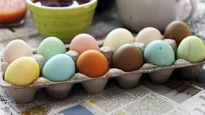 Image of Dye Easter Eggs Naturally