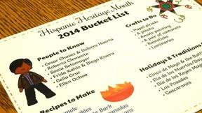 Image of Hispanic Heritage Month Bucket List