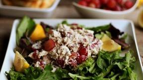 Image of A Fruity Twist on Tuna Salad