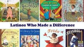 Image of Learn About Famous Latinos