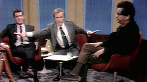 Image of Dick Cavett on Hosting a Talk Show During Vietnam