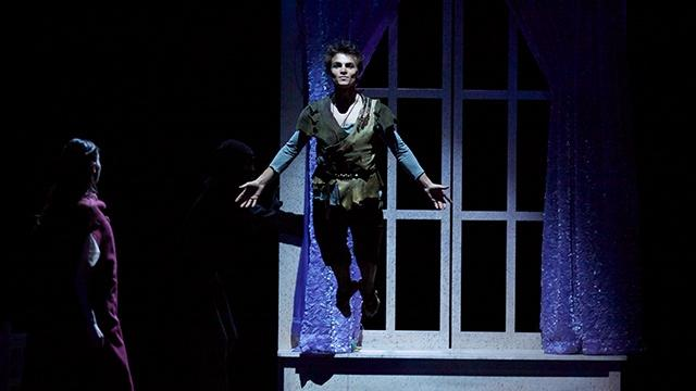Peter Pan from Milwaukee Ballet
