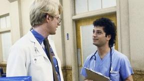 "Image of Howie Mandel on ""St. Elsewhere"""