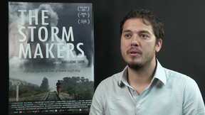 Image of The Storm Makers: Filmmaker Interview